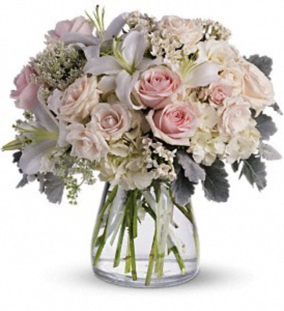 Beautiful Whisper Rochester Webster Ny Sympathy Flower Delivery