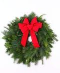 Mixed Evergreen Wreath