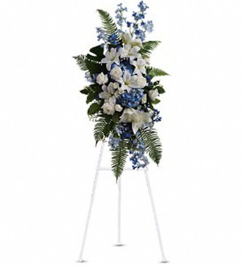 Ocean breeze funeral flowers rochester same day delivery available for nationwide delivery izmirmasajfo