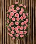 Pink Carnation Standing Spray