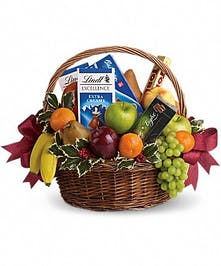 Fruits and Sweets Basket