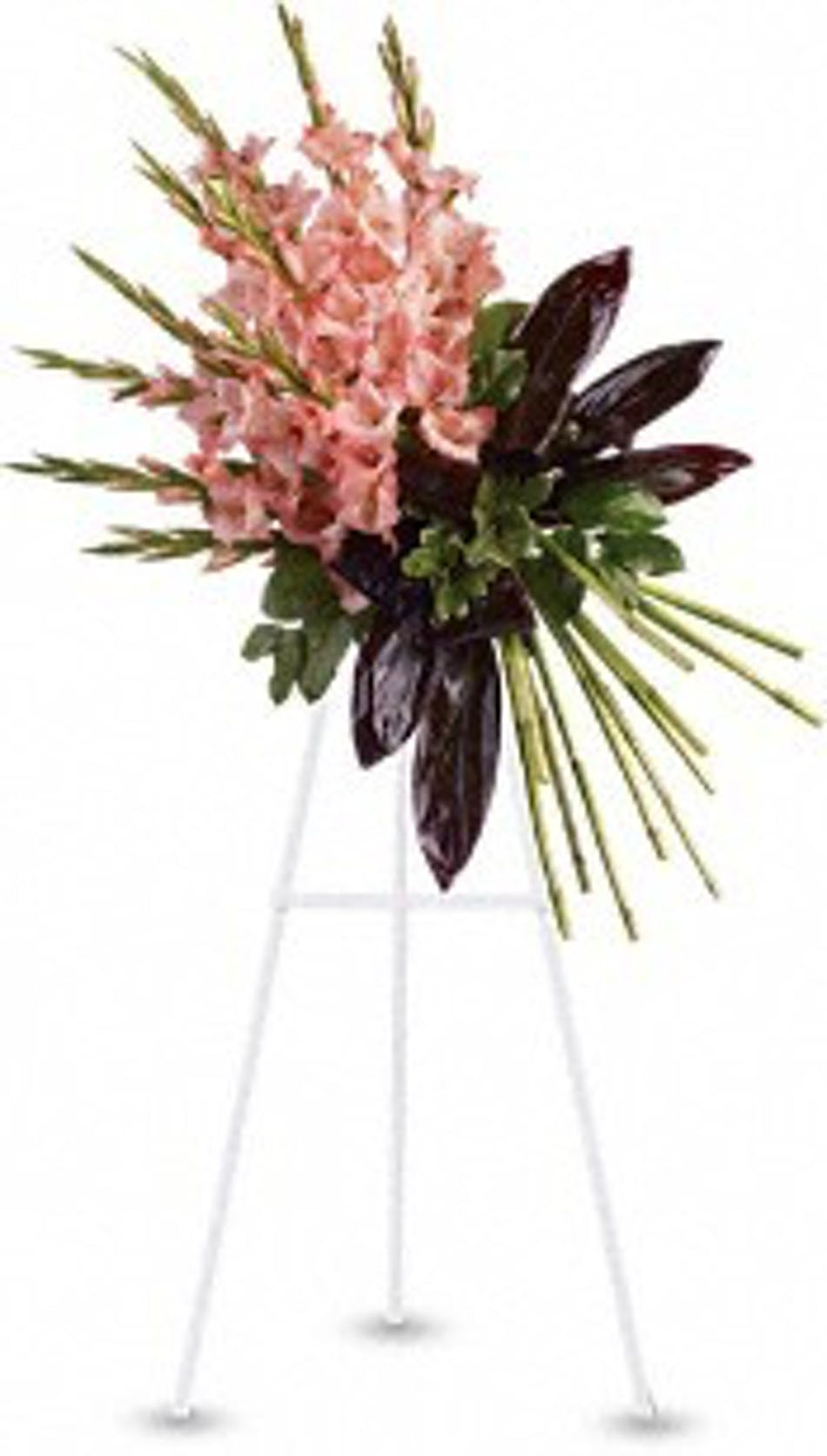 Elegant Tribute Spray Rochester Funeral Flower Delivery