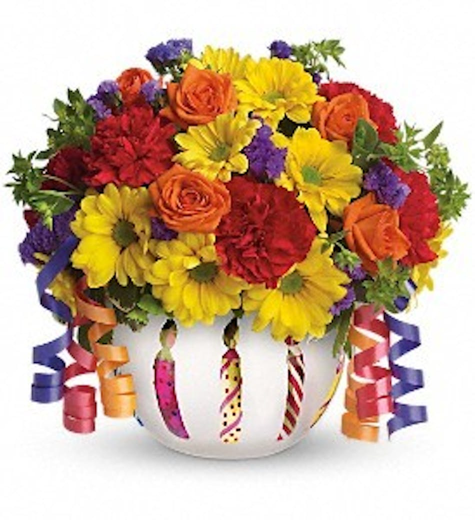 Rochester Ny Happy Birthday Blooms Kittelberger Florist