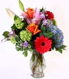 Bunches of Blooms