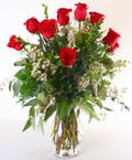 Deluxe Roses Arranged