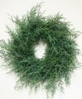 Carolina Saphire Wreath