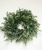 Olive Greenery Wreath