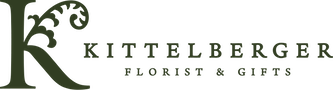 Logo for Kittelberger Florist Webster